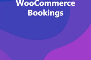 WooCommerce Bookings