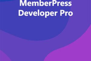 MemberPress Developer Pro