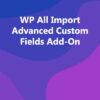 WP All Import Advanced Custom Fields Add-On