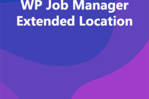 WP Job Manager Extended Location