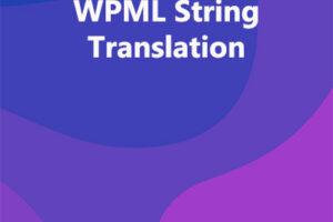 WPML String Translation