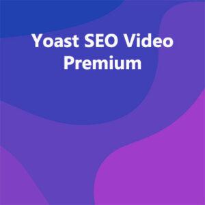 Yoast SEO Video Premium