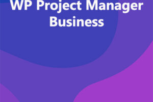 WP Project Manager Business