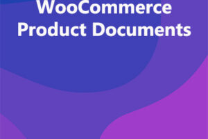 WooCommerce Product Documents