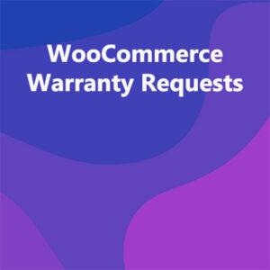 WooCommerce Warranty Requests
