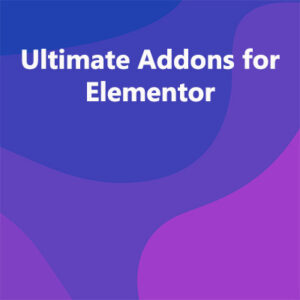 Ultimate-Addons-for-Elementor-Nulled