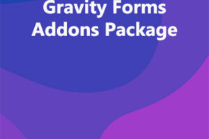 Gravity Forms Addons Package