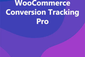 WooCommerce Conversion Tracking Pro