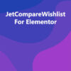 JetCompareWishlist For Elementor