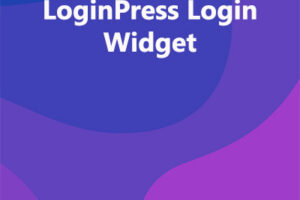 LoginPress Login Widget