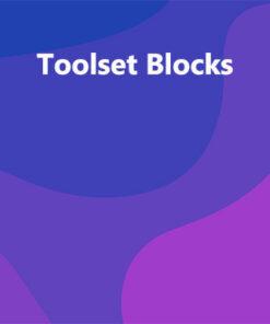 Toolset Blocks