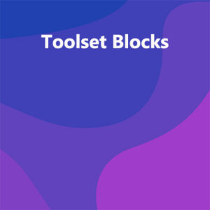 Toolset Blocks