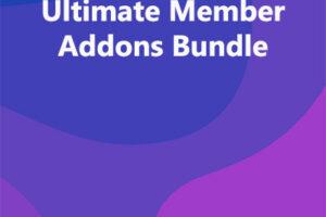 Ultimate Member Addons Bundle