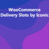 WooCommerce Delivery Slots by Iconic