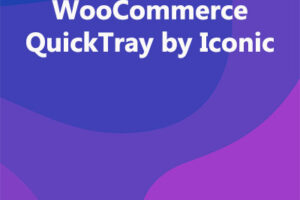 WooCommerce QuickTray by Iconic