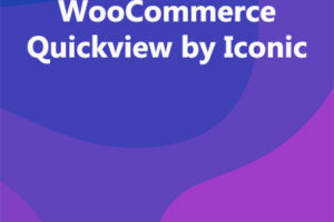 WooCommerce Quickview by Iconic