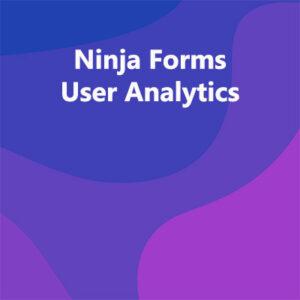 Ninja Forms User Analytics