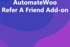 AutomateWoo Refer A Friend Add-on