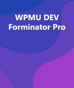 WPMU DEV Forminator Pro