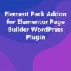 Element Pack Addon for Elementor Page Builder WordPress Plugin