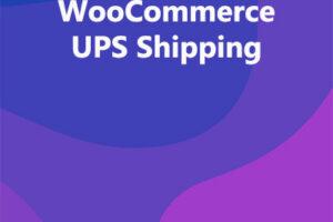 WooCommerce UPS Shipping