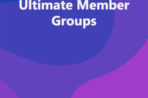 Ultimate Member Groups