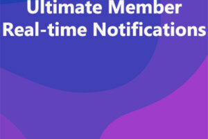 Ultimate Member Real-time Notifications