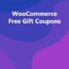 WooCommerce Free Gift Coupons