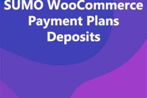 SUMO WooCommerce Payment Plans Deposits