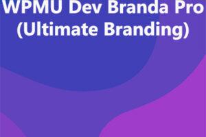 WPMU Dev Branda Pro (Ultimate Branding)