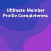 Ultimate Member Profile Completeness