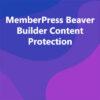 MemberPress Beaver Builder Content Protection