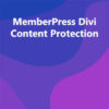 MemberPress Divi Content Protection