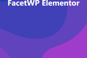 FacetWP Elementor
