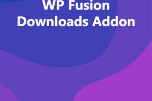 WP Fusion Downloads Addon
