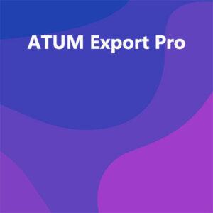 ATUM Export Pro