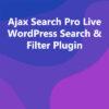 Ajax Search Pro Live WordPress Search & Filter Plugin