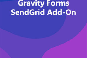 Gravity Forms SendGrid Add-On