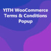 YITH WooCommerce Terms & Conditions Popup