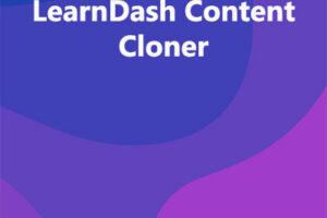 LearnDash Content Cloner