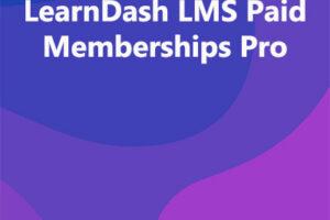 LearnDash LMS Paid Memberships Pro