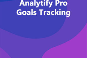 Analytify Pro Goals Tracking