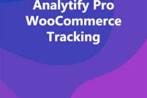 Analytify Pro WooCommerce Tracking