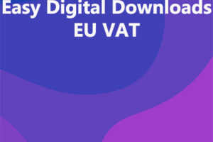 Easy Digital Downloads EU VAT