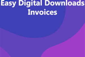 Easy Digital Downloads Invoices