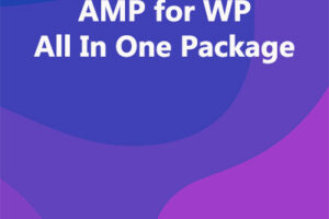 AMP for WP All in One Package