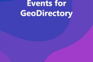Events for GeoDirectory