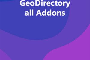 GeoDirectory all Addons