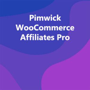 Pimwick WooCommerce Affiliates Pro