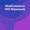 WooCommerce PDF Watermark